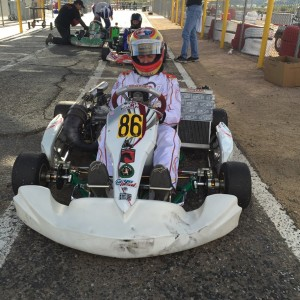 Kol Bailey Kart Racing SKUSA Driver Websites